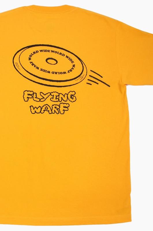 WARF Flying Warf S/S Gold
