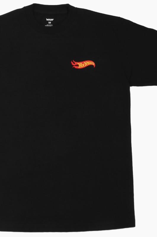 WARF Hot Warf S/S Black