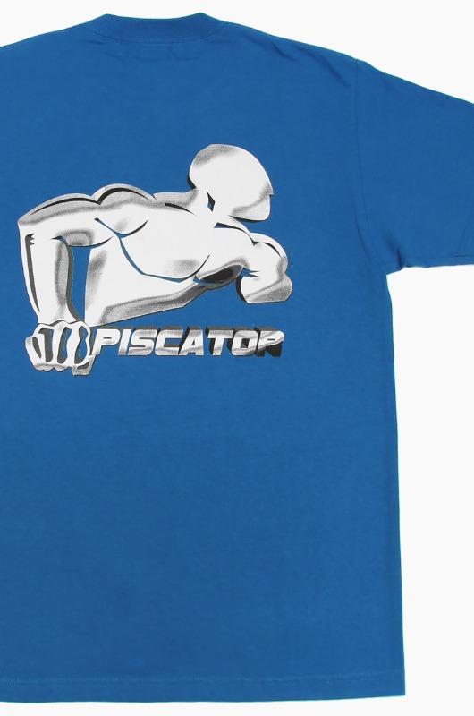 PISCATOR Running Back S/S R.Blue