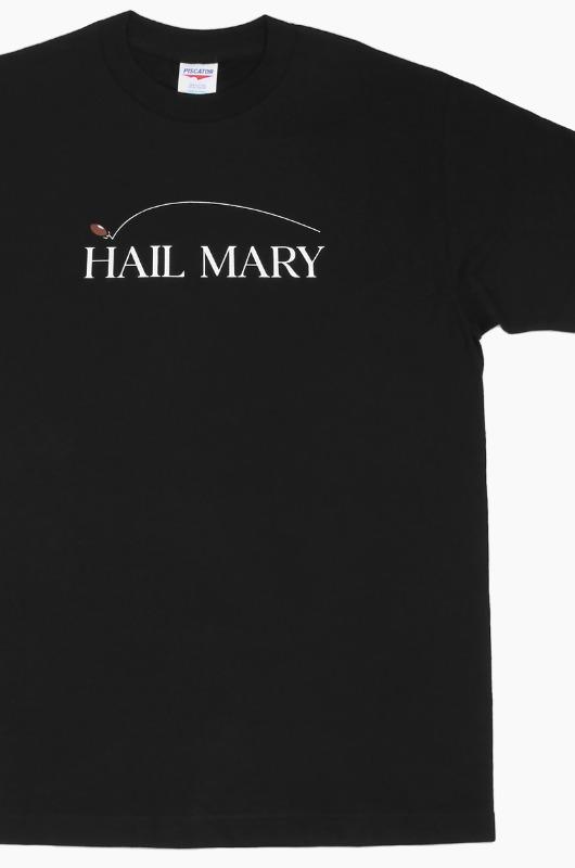 PISCATOR Half Mary S/S Black