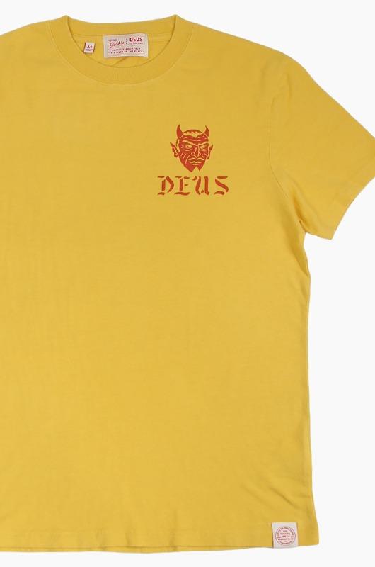 DEUS Dancing Devil S/S Mimosa Gold