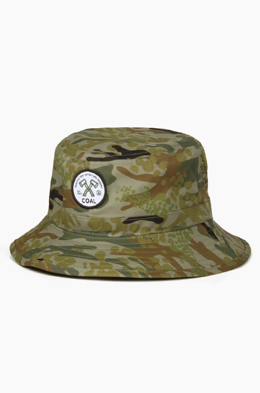 COAL 20SS Spackler Bucket Camo