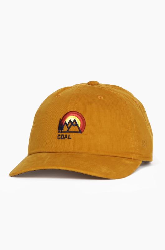 COAL 20SS Reid Cap Mustard