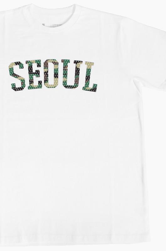 HARDHITTERS HH X LT Seoul Camo S/S White