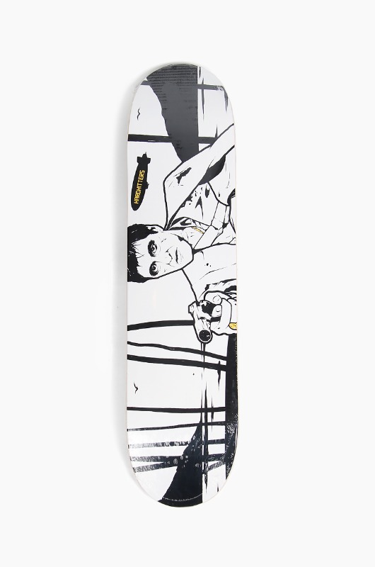 HARDHITTERS The Art Drop Scarface Skatboard Decks 8