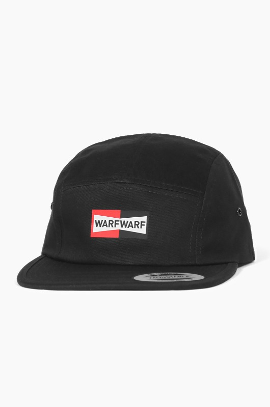 WARF Champion Warf Cap Black