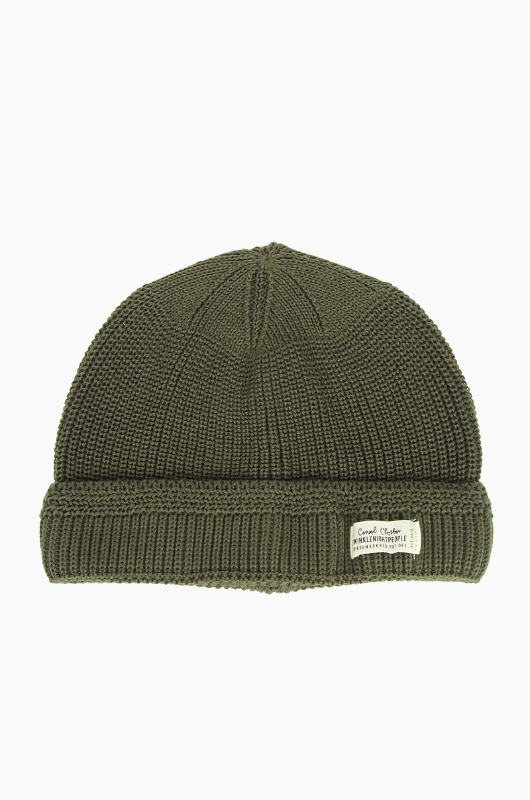 TNP CTN White Label Watch Beanie Khaki