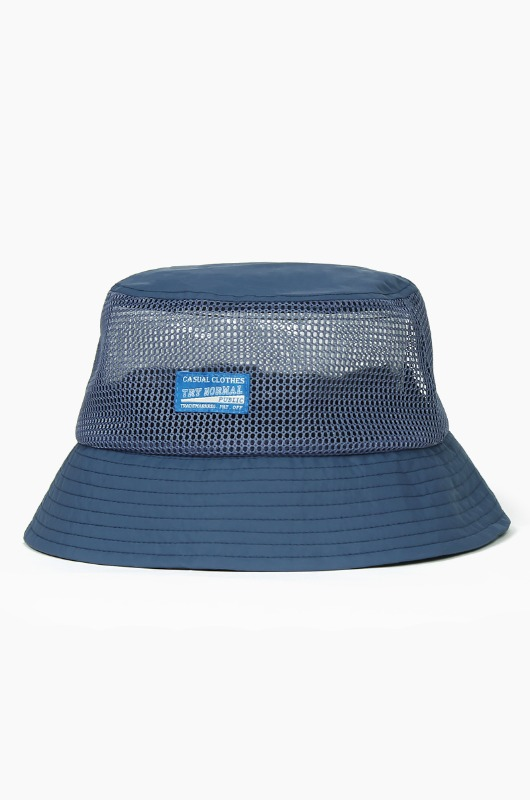 TNP Mesh Summer Bucket Hat Navy