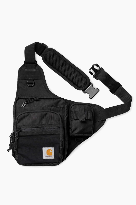 CARHARTT-WIP Delta Shoulder Bag Black