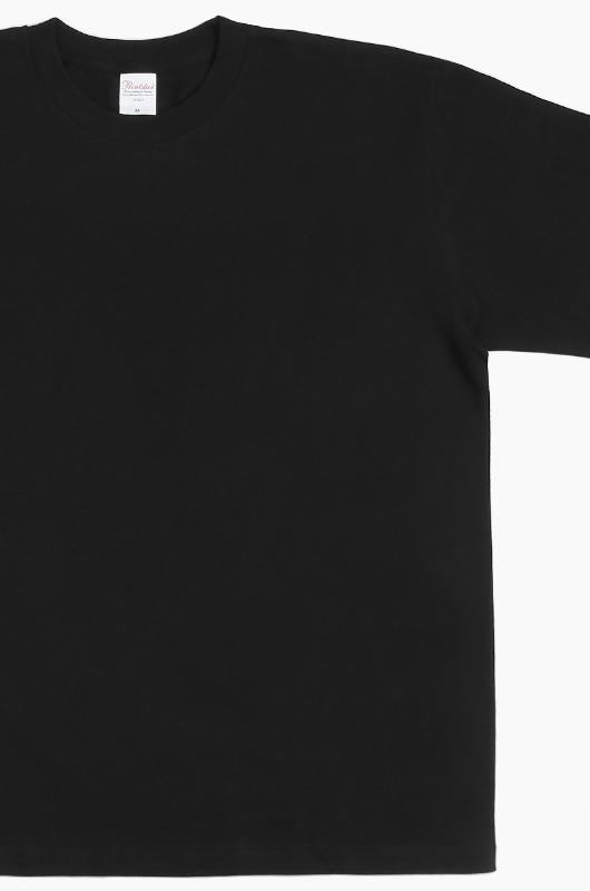 PRINTSTAR Over Fit S/S Black (오버핏)