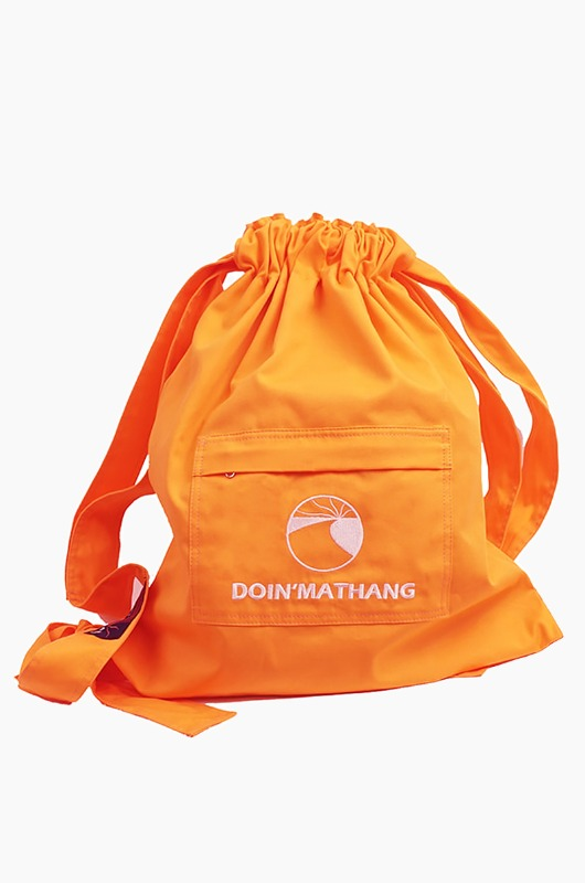 DOIN'MATHANG 2-Way Monk Bag Orange