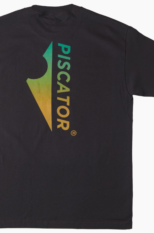 PISCATOR 20 Core Logo S/S Charcoal