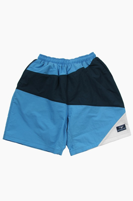 PISCATOR Piscator X Glasshaus Shorts Sky Blue