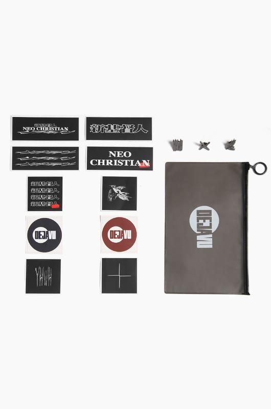 DEJAVU Neo Christian Badge & Sticker Packge