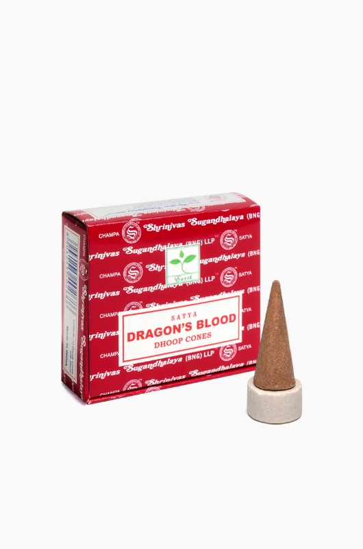 Nagchampa Cone Dragon Blood