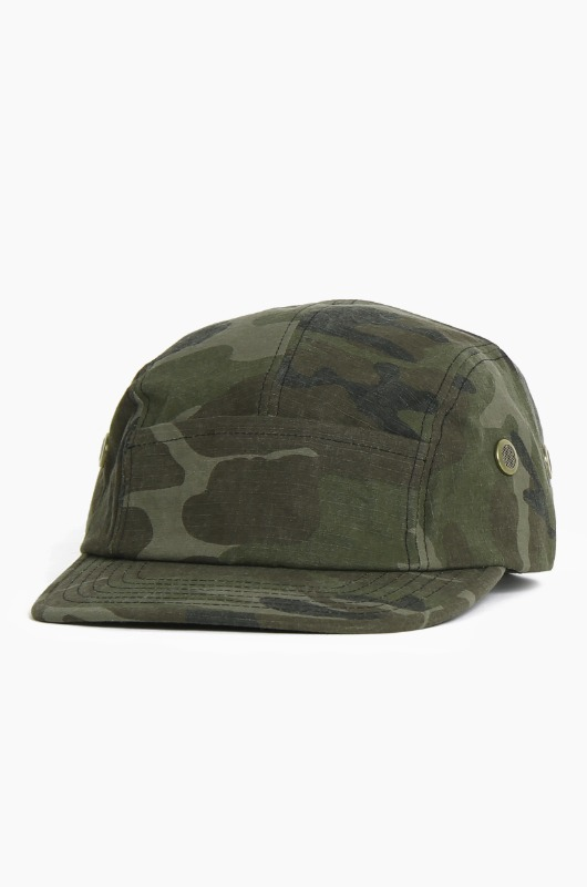 MAD PRIDE POSSE Mpp Camp Cap Camo