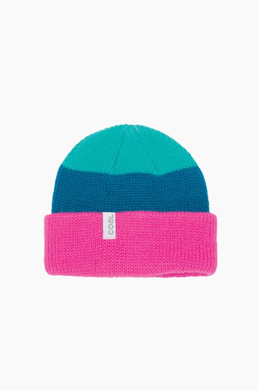 COAL 20FW The Frena Kids Beanie Magenta