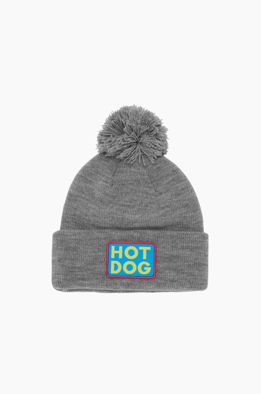 COAL 20FW The Vice Kids Beanie Grey
