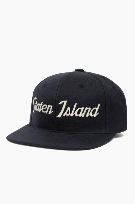 HOODHAT Staten Island Snapback Dk.Navy