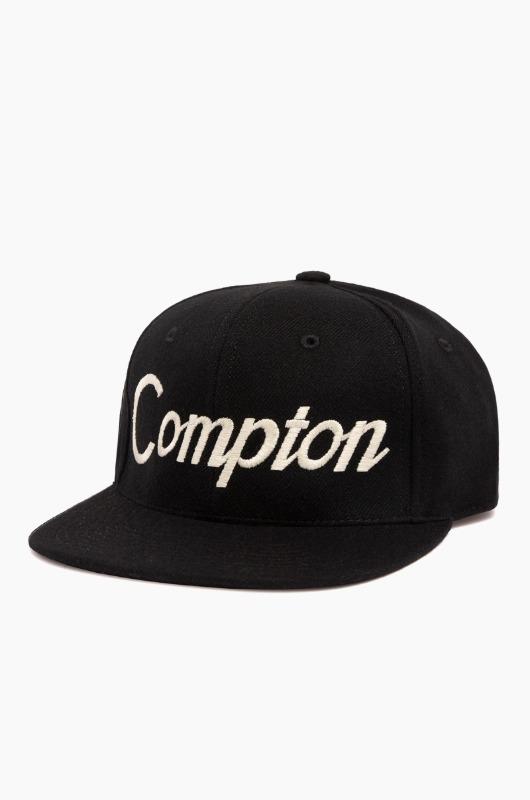 HOODHAT Compton Snapback Black