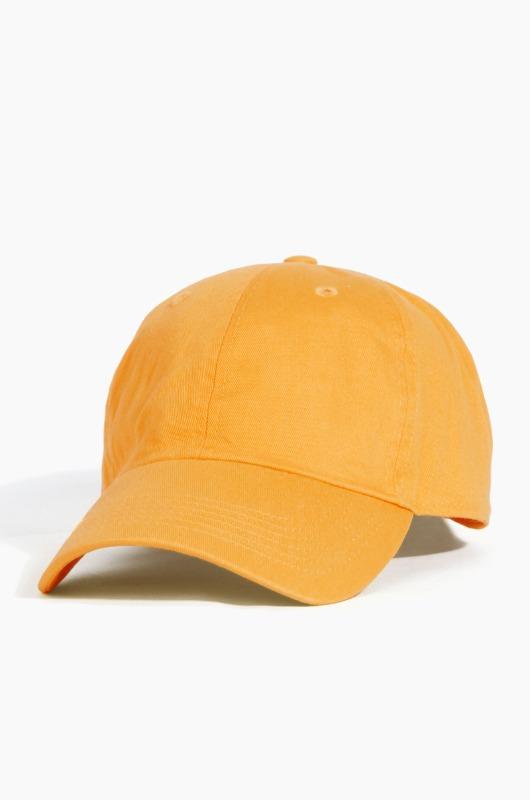 NEWHATTAN Ballcap Gold