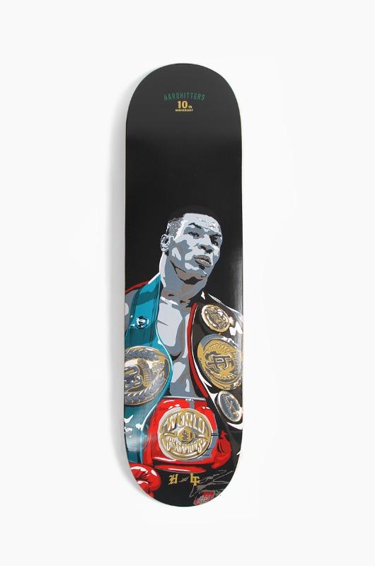 HARDHITTERS Tyson Skatboard Decks 8