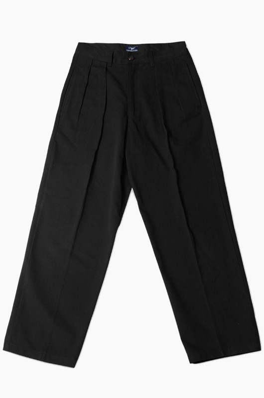 PISCATOR Tarpon Chino Pants Black