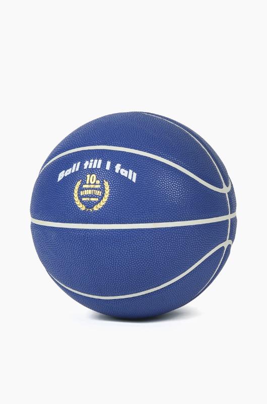 HARDHITTERS 10 Anniversary Basketball Blue