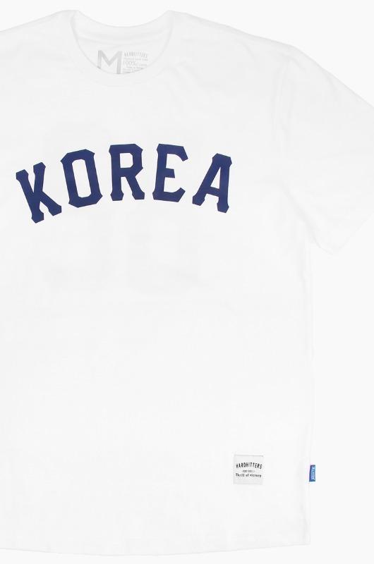 HARDHITTERS HH X LT Korea S/S White
