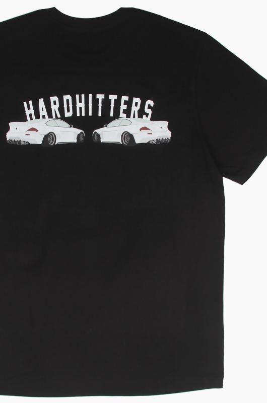 HARDHITTERS M6 S/S Korea Black