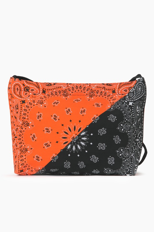 HOBBYS Cross Bag Orange/Black