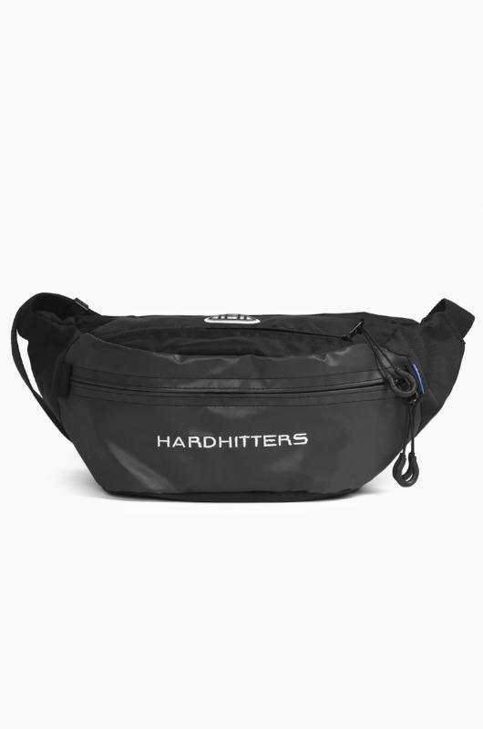 HARDHITTERS HH Reflective Waist Bag Black