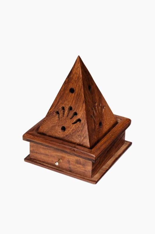 INCENSE Cone Box With Drawer