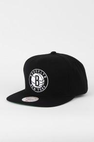 M&N NBA NL99Z TPC Nets(Black)