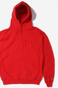CHAMPION 50/50 Pullover Hoodie Red