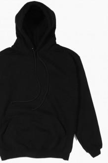 AAA Pullover Hoodie Black