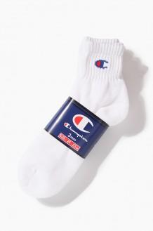 CHAMPION Half Socks 3Pack White