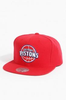 M&N NBA NL99Z TSC Pistons(Red)