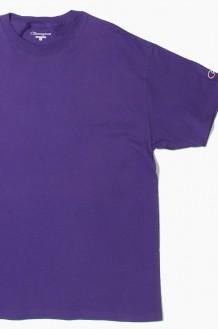 CHAMPION Basic S/S Purple