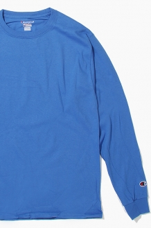 CHAMPION Basic L/S R.Blue