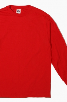 AAA Basic L/S Red
