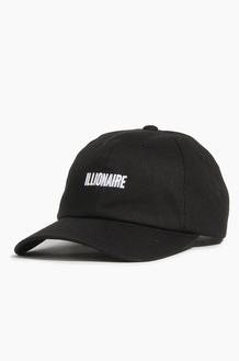 ILLIONAIRE Ballcap Black
