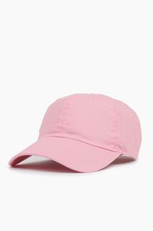 NEWHATTAN Cotton Ballcap Lt.Pink