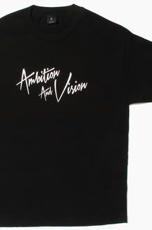 808 Ambition And Vision S/S Black