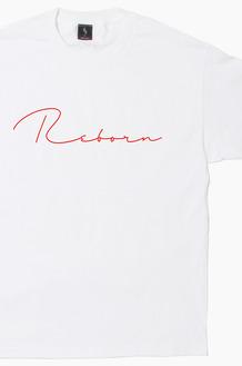 808 Reborn S/S White