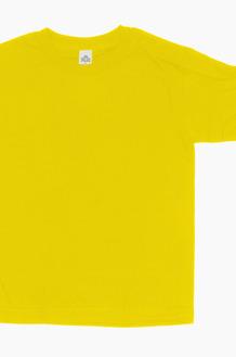 AAA Kids s/s Yellow
