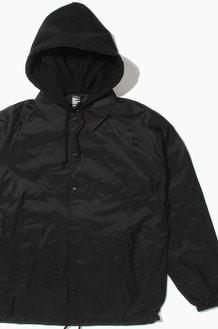 BEIMAR Coaches Jacket Fleece Hoodie Black