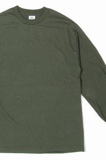 AAA Basic L/S Olive