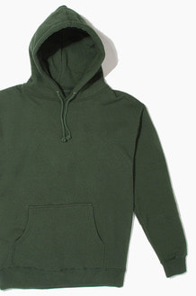 iNDEPENDENT Heavyweight Hood Alpine Green