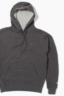 CHAMPION Powerblend Fleece Hoodie Charcoal